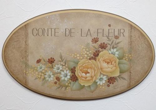 CONTE・DE・LA・FLEUR 黄色いバラの花物語